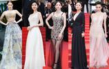 戛納鬥美五女星:景甜、關曉彤、古力娜扎誰能更勝一籌?