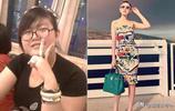 越南富二代胖妞9個月減去40公斤,如今顏值提升,靠炫富成網紅