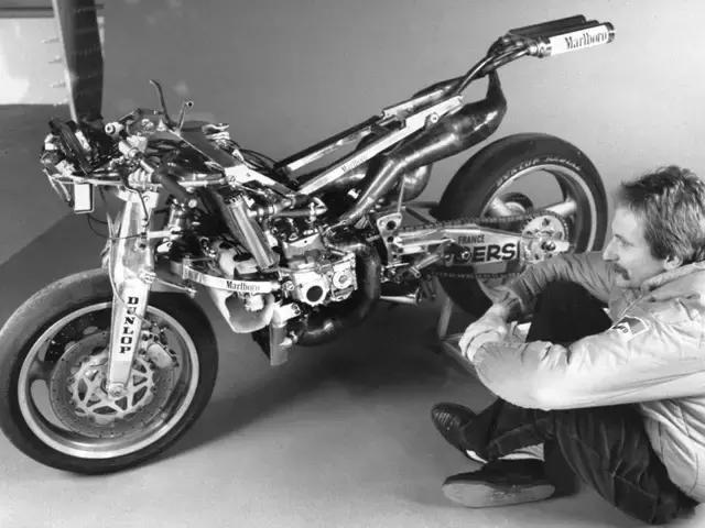 蘭博基尼摩托車:其實並不是蘭博基尼造的