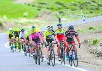 環賽里木湖公路自行車賽