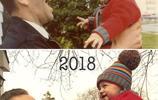 同樣是孩子和父母的照片,卻看哭了一代人!