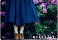 顛沛中最安生的藍 文/鍾紫嬌