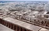 1899年突尼斯 大多為乳白色建築 猶如漂浮在地中海中的白蓮