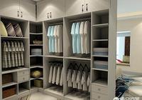 裝修衣櫃是找木工打划算還是定製划算?