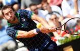 網球——意大利公開賽:西里奇晉級