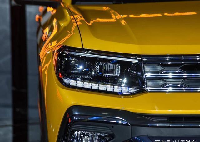 大眾再次出手!全新SUV即將上市,自帶6AT,賣10萬必火?