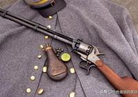 Le Mat中心底火卡賓槍:美國內戰期間非常受聯邦軍隊歡迎的武器