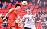 足球——B組:中國不敵德國