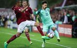 足球——世界盃預選賽:葡萄牙勝拉脫維亞