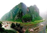 邯鄲漳河小三峽,帶你走進不一樣的世外桃源!