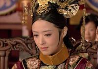 華妃被雍正皇帝升級為皇貴妃很興奮,皇帝在背後陰冷的盯著華妃!
