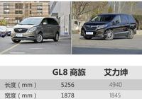 別克GL8和本田艾力紳怎麼選?