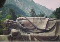 五步定華山,一夢八百年,陳摶之於華山,真是神仙一樣的存在啊!