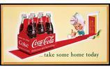 可口可樂弧形瓶的進化史