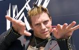 WWE明星米茲(The Miz)的罕見照片
