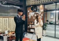 李棟旭、劉仁娜主演tvN水木劇《觸及真心》劇組現場圖片公開