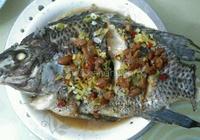 清蒸豆豉羅非魚(簡易版)