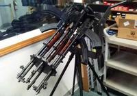 你見過射速最快的武器是什麼?此槍每分鐘射出一百萬發,卻沒人用