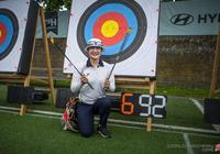 射箭世錦賽首日韓國兩破世界紀錄 中國隊爭奧運席位看關鍵一戰