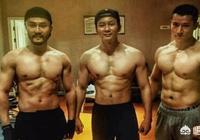金鐘國和李晨誰高呢,肌肉對比誰更M?