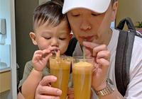 胡杏兒挺二胎孕肚下廚為老公李乘德做父親節大餐