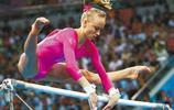 體操公主柳金,通過體操演繹力與美的柔和