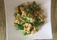 辣椒炒雞蛋