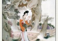 中國古典百美詩畫(下):賞著妙筆丹青,品著古韻詩詞,建議收藏