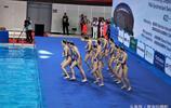 國際泳聯花樣游泳中國站及十三屆全運會花樣游泳預賽的北京隊之一