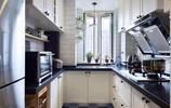 實拍16個最好用的U型廚房,沒有比這更實用的了