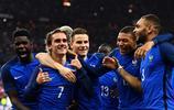 足球——友誼賽:西班牙勝法國