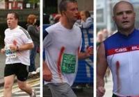 為什麼男士跑馬拉松會戴乳貼呢?看完漲知識了