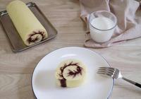 可可旋風蛋糕卷#一機多能一席飪選#
