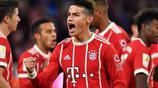 J羅進球拜仁重登榜首,原來德語太難學,只有海爺懂他啊