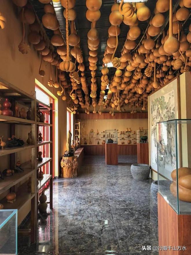 濟南葫蘆王痴迷葫蘆藝術20年,創辦葫蘆博物館,小葫蘆做成大事業