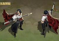 王者榮耀新英雄技能一覽,大招時空回溯,李白迷弟技能模仿李白?