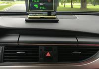 在開車的時候千萬別用手機導航了只需一根線,畫面就出現汽車屏上