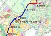 濟南地鐵公佈1、2、3號線線路走向圖,看看有你家附近嗎?