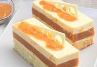 常用水果奶油製作|杏奶油蛋糕