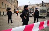 聖彼得堡地鐵發生爆炸