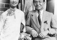 中國近代名人夫妻老照片,郎才女貌