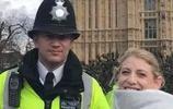 倫敦恐襲案發生45分鐘前,這名警官拍下了生前最後一張照片