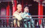 1990年《戲說乾隆》拍攝幕後照,鄭少秋有範兒,趙雅芝漂亮