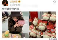 劉亦菲罕見更博,卻是在求抓娃娃的技巧,照片暴露她最近的狀態