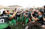 橄欖球——大學生美式橄欖球聯賽:極光隊蟬聯冠軍