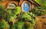 新西蘭瑪塔瑪塔小鎮,夢幻中的童話世界