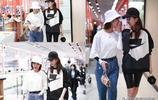 楊紫與喬欣機場偶遇,一路熱聊關係很親密,二人穿搭亮了