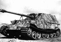 """盟軍坦克的性命收割機:車堅炮利 """"斐迪南""""坦克殲擊車"""
