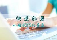 Hadoop2.X—快速部署,一睹HDFS的芳容