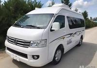 不到20萬開回家,2018款侶友福田G9多功能旅居車可以有!